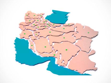 اسنپ در شهرهای ایران
