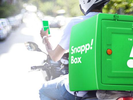 تاکسی موتوری اسنپ در خدمت شماست
