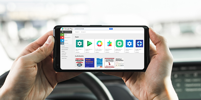 آمادهسازی گوشی اندرویدی برای نصب اپلیکیشن